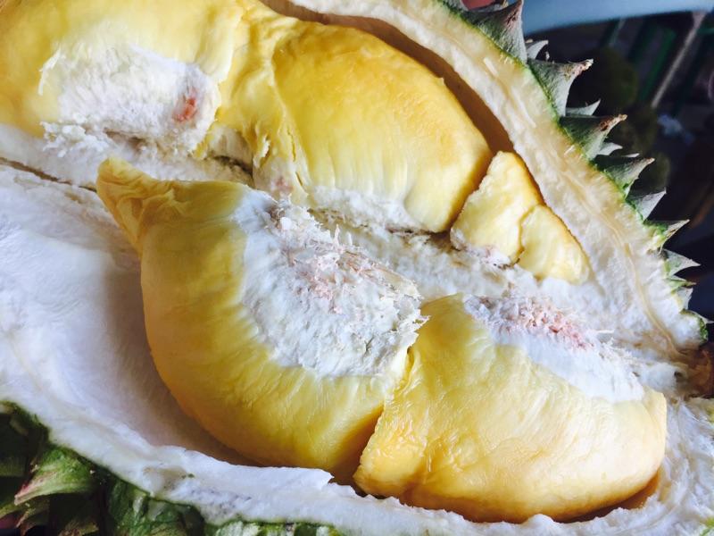 durian-flesh