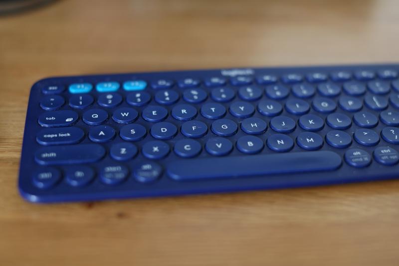 罗技K380键盘